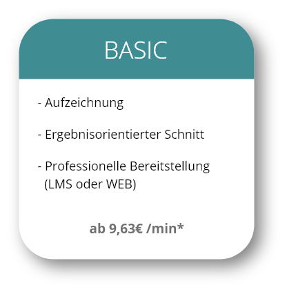 Leistungspaket 1 Basic